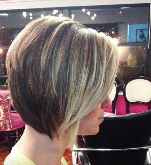 Bob-Style Best Short Layered Haircuts for Women