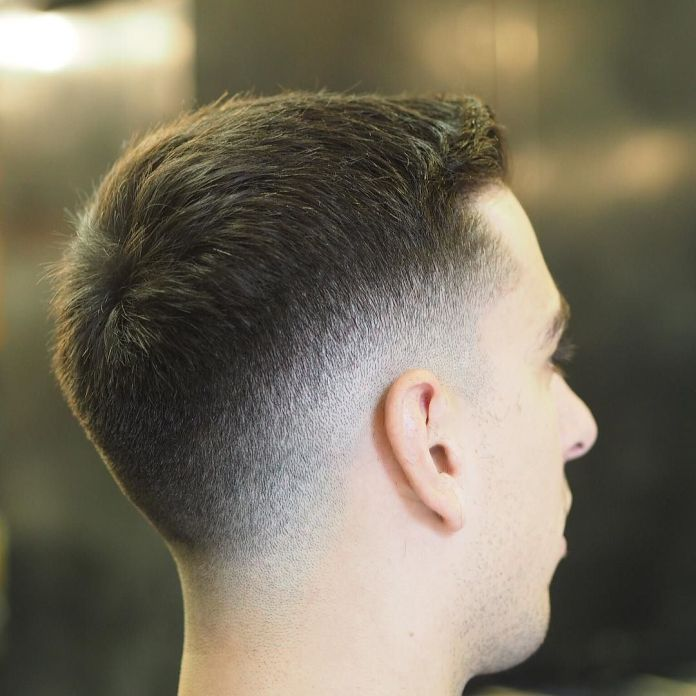 Drop-Taper-Fade Drop Fade Haircut for an Ultimate Stylish Look