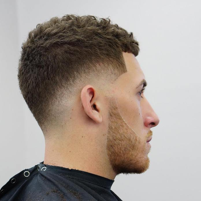 Elegant-Low-Drop-Haircut Drop Fade Haircut for an Ultimate Stylish Look