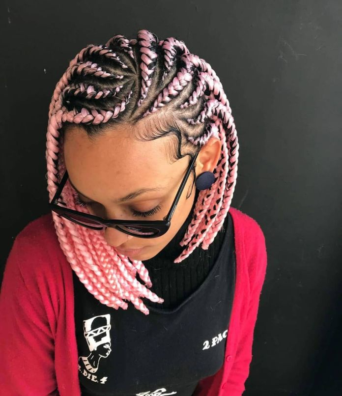 Ghana-Braids Braid Styles to Enrich Your Overall Look