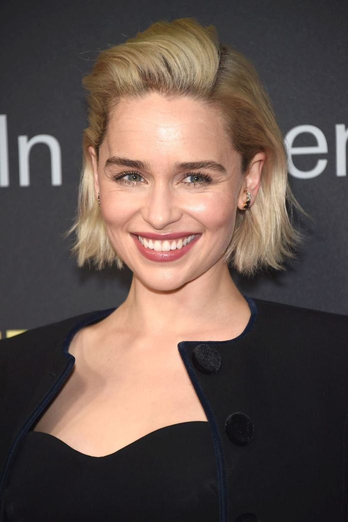 Icy-Blonde-Short-Bob 20 Blonde Hairstyles 2020 to Flaunt this Year