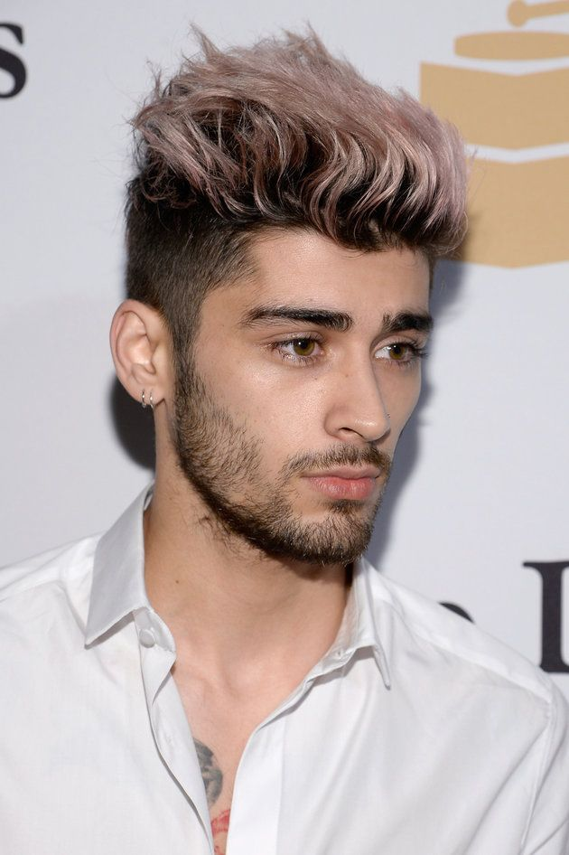 Light-Brown-and-Pink-Highlights 20 Hair Color for Men to Look Ultra Stylish