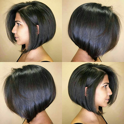 Natural-Hair-Side-View Best Bob Haircuts That'll Convince You To Cut Your Hair