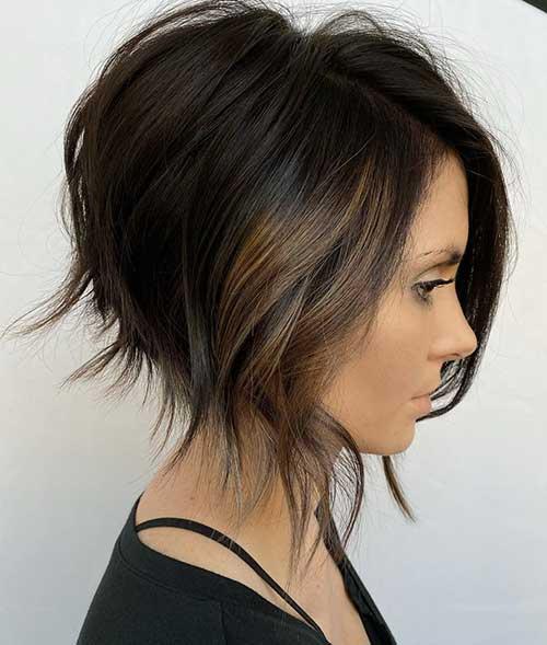 New-Bob-Haircut-Ideals-For-Women-15 New Bob Haircut Ideals For Women 2020