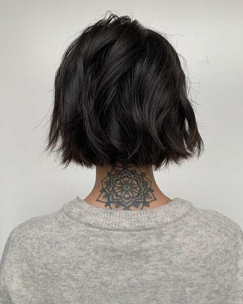 New-Bob-Haircut-Ideals-For-Women-20 New Bob Haircut Ideals For Women 2020