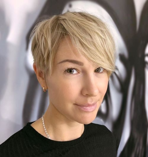 Pixie-Cut-for-Fine-Hair. 15 Fabulous Hairstyles for Fine Hair