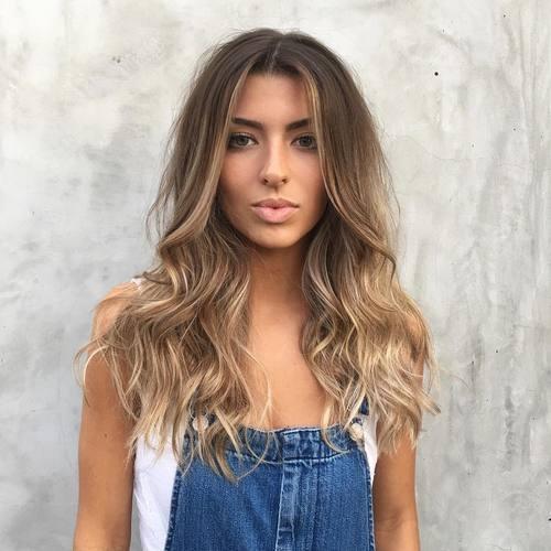 Sandy-Waves 14 Best Bronde Hair Options in 2020