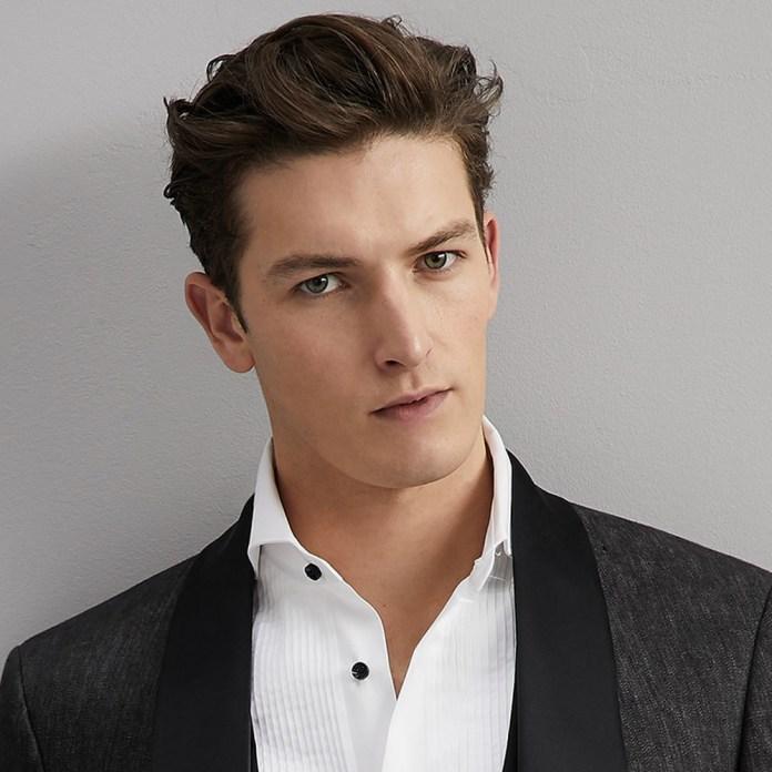 The-Gentlemen-Quiff 25 Quiff Hairstyles for Ultra Modern Look