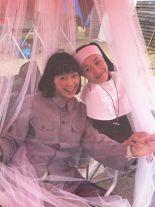sweet nun Anna meets tough fighter Su Yan