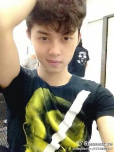 Bin Bin's weibo name is literally 'bin bin loves sex' lololol