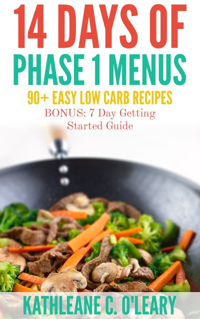 free low-carb cookbook