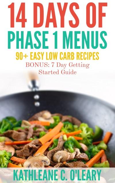 free low-carb cookbook