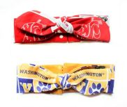WSU or UW Motley Head Wraps