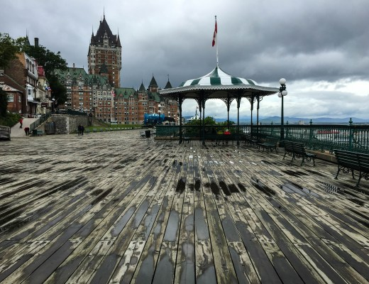 weekend in Quebec City