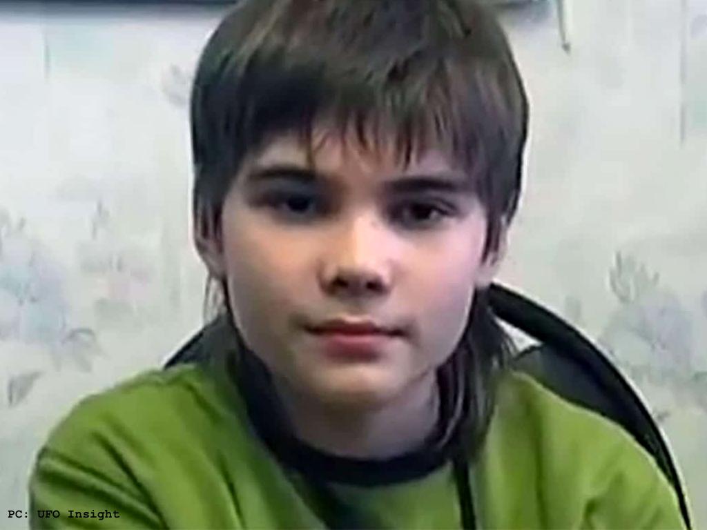 genius russian boy claiming