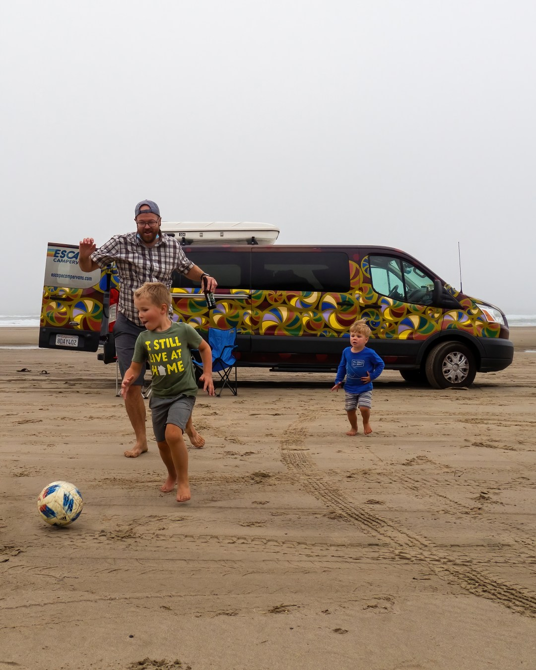 Family Lifestyle Photography Escape Campervans
