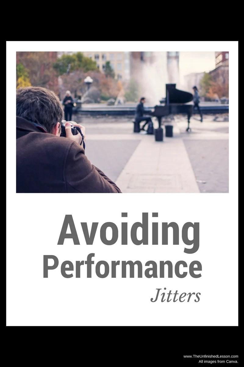 Avoiding Performance Jitters