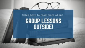 Group Lessons Outside