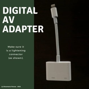 Apple Digital AV Adapter