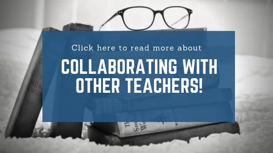 Read more about Collaborating with Other Teachers