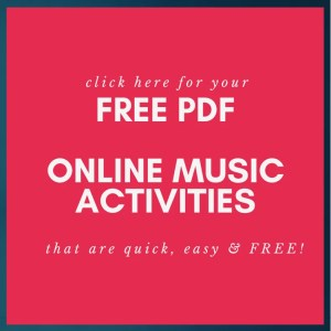 FREE Online Music Activities