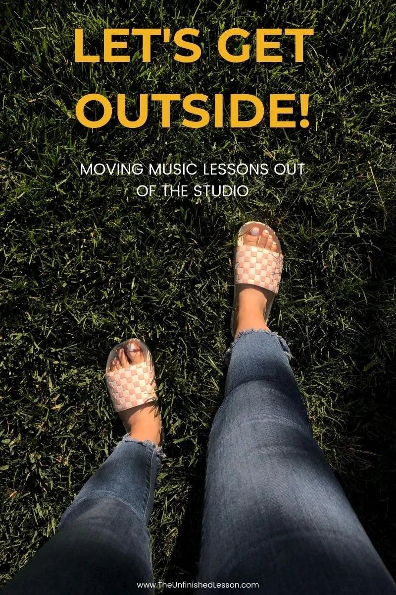 Let's Get Outside!