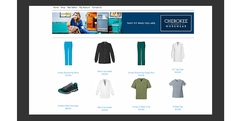 Better serve your customers with the webstore