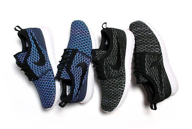 Nike FlyKnit Roshes