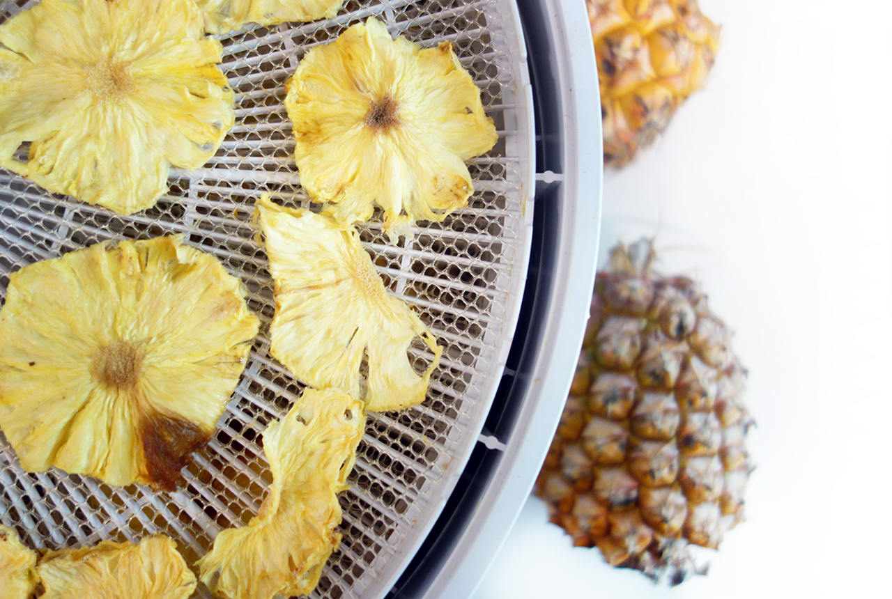 nutrition darling freeze fried pineapple
