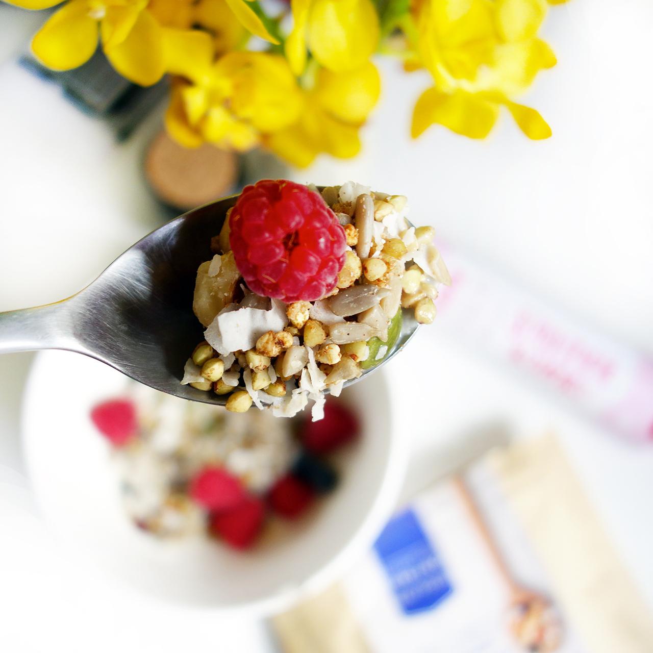 nutrition darling muesli