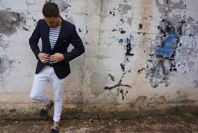 White Pants Suave 1