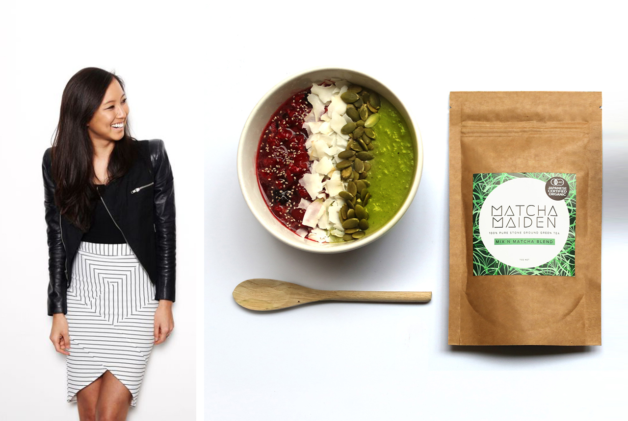Sarah Holloway Matcha Maiden Founder Stone Ground Green Tea