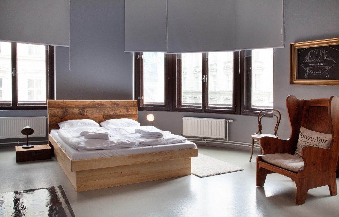 fusion hotel vintage room pragues coolest luxury boutique hotel