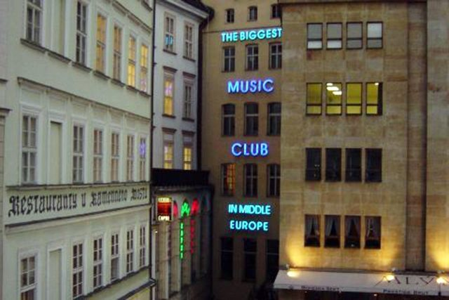 prague what to do tour tourist 5 Story Club Karlovy lázně