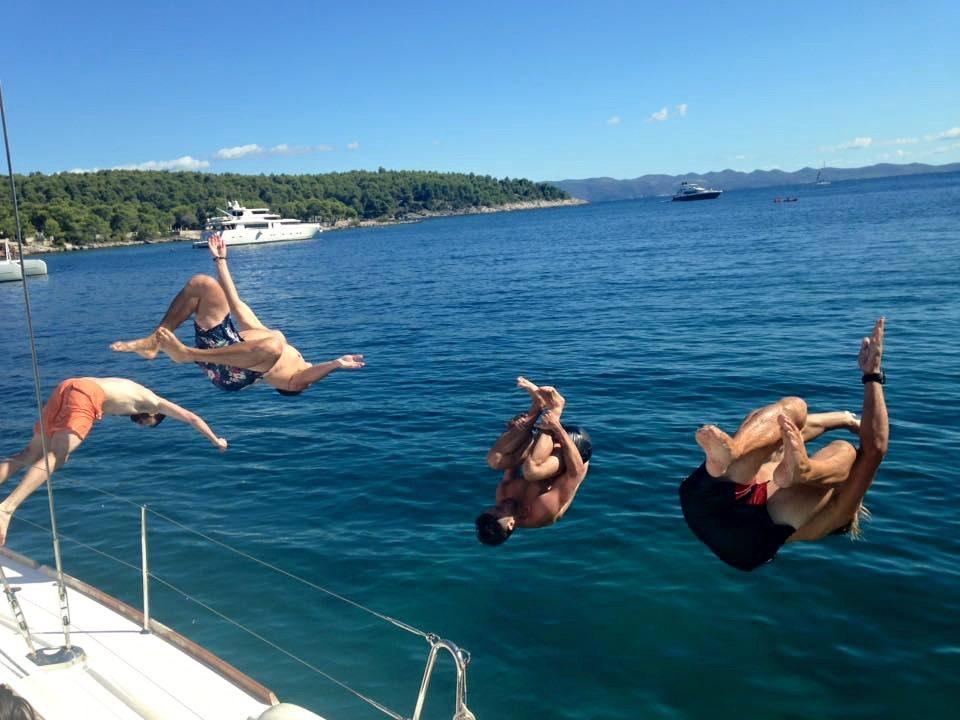 MedSailors Croatia Boat Flip