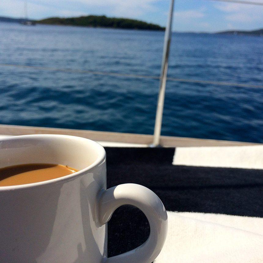 MedSailors Croatia Sailing Top Deck