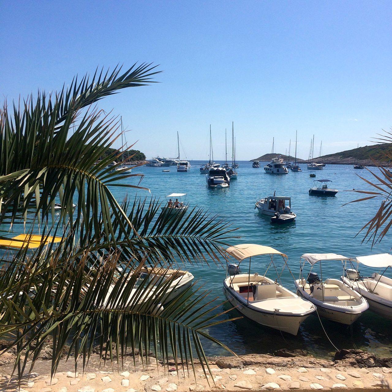 MedSailors Hvar Party Island Croatia Boats Docked 2