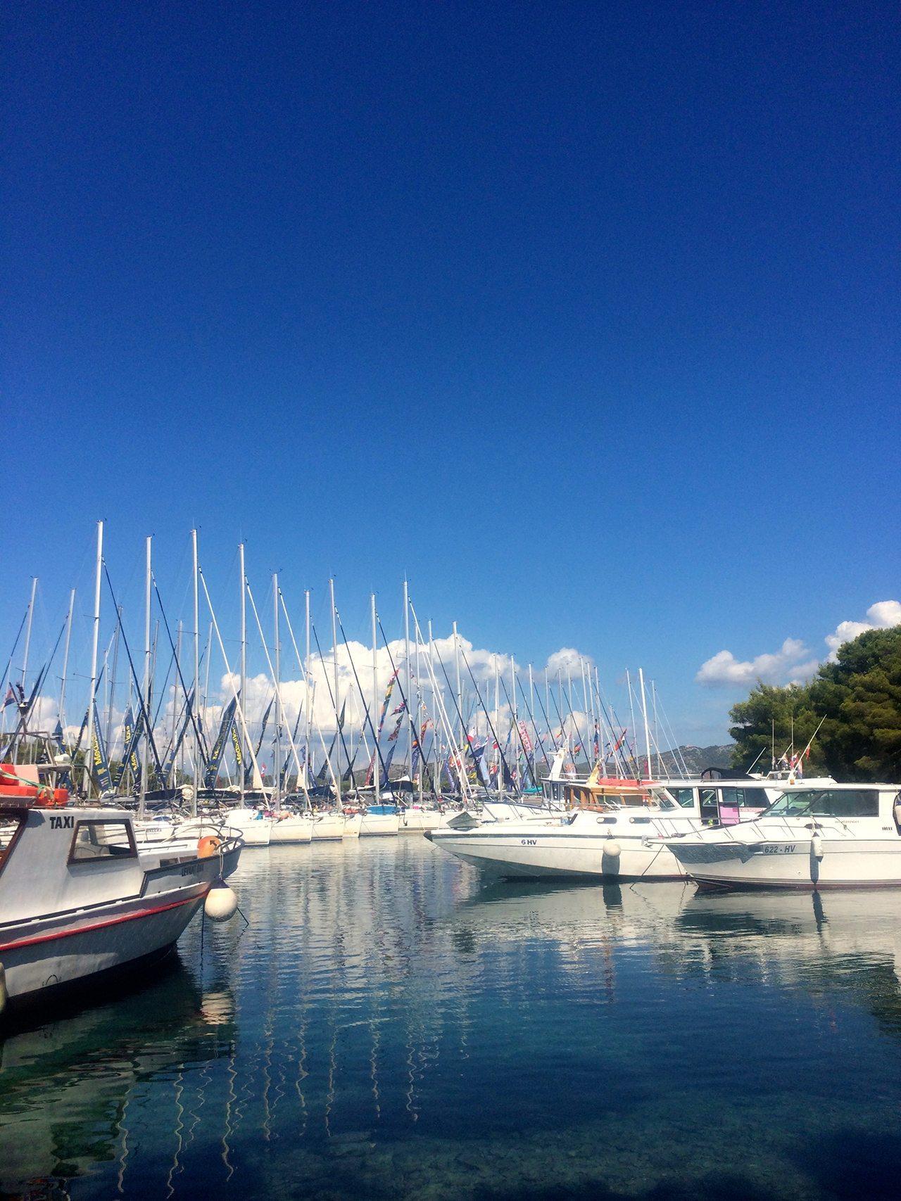 MedSailors Hvar Party Island Croatia Boats Docked