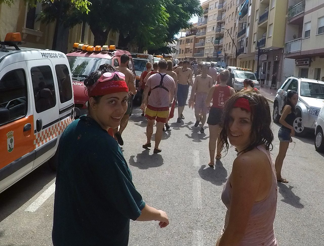 La Tomatina Busabout