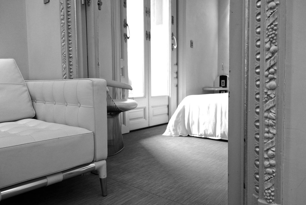 El Palauet Living Barcelona Luxury Hotel Apartments Second Bedroom