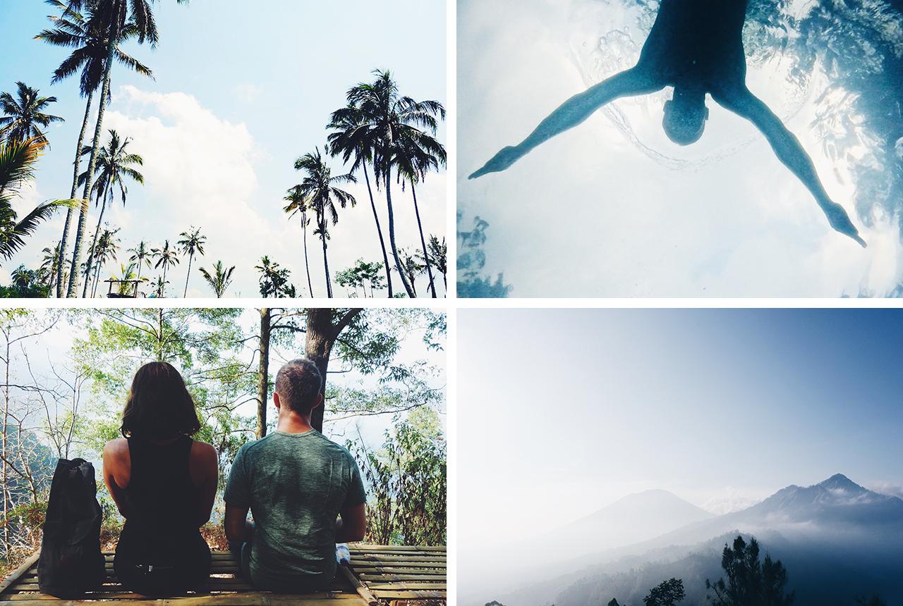 Sharing Bali Fitness Boot Camp Resort Bali Jungle Trek Walk Room and Grounds Rice Paddys 2
