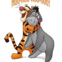 Hoo-hoo-hoo-hoo! (It's A Tigger Thing)