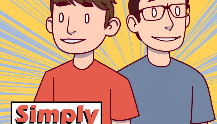 simplycomics – The Unique Geek