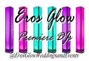 Eros Glow Wedding and Events Logo