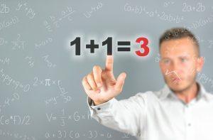 Konzept Mathematik
