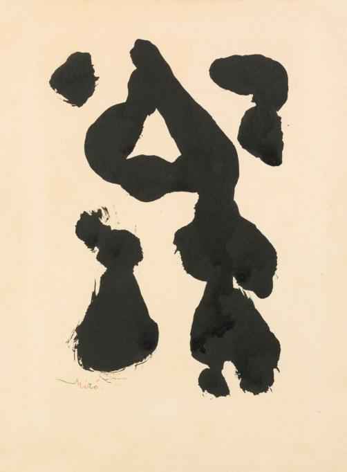 joan miro untitled 1950 (rubenista tumblr)