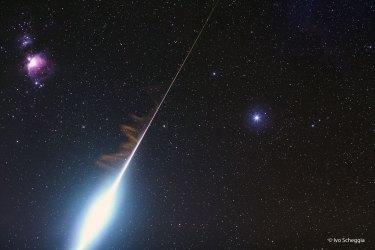 Orion Fireball Scheggia 1080