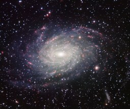 Wide Field Imager view of a_Milky Way look-alike NGC 6744