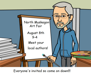 north muskegon art fair