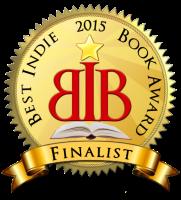 Best Indie Book Award 2015